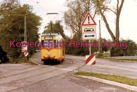 Karlsruhe Straßenbahn - Strecke Daxlanden-Rappenwört - GlTw. Nr. 217 - 6