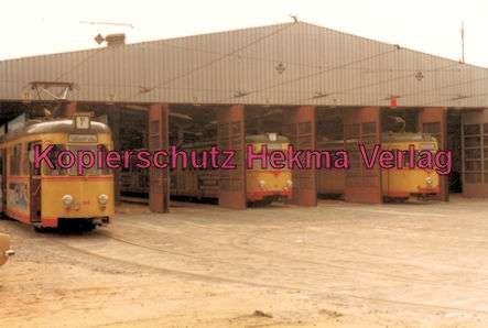 Karlsruhe Straßenbahn - Depot Tullastr. - 2