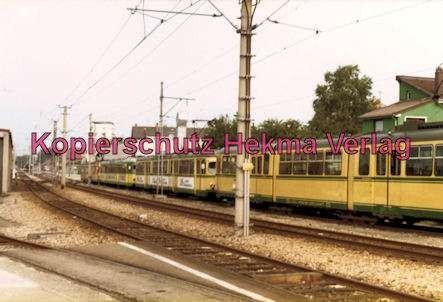 Karlsruhe Straßenbahn - Ettlingen Depot - Wagen