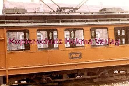Karlsruhe Straßenbahn - Ettlingen Stadt - Spiegelwagen Nr. 71 - 1