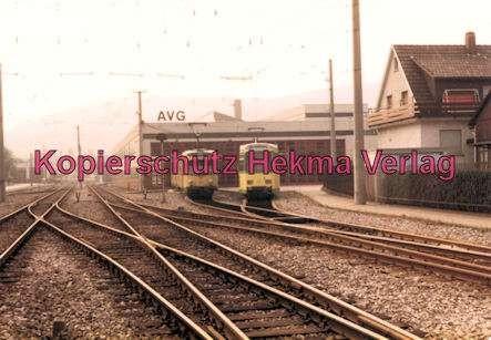 Karlsruhe Straßenbahn - Ettlingen Stadt Depot - Wagen - 2