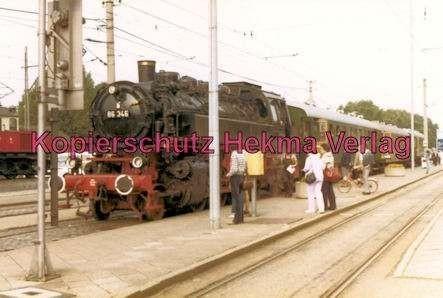 Karlsruhe Straßenbahn - Bahnhofsfest - Ettlingen Stadt - Lok 86 346 - 1