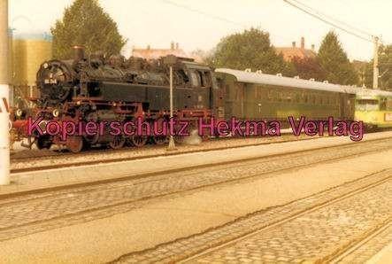 Karlsruhe Straßenbahn - Bahnhofsfest - Ettlingen Stadt - Lok 86 346 - 2