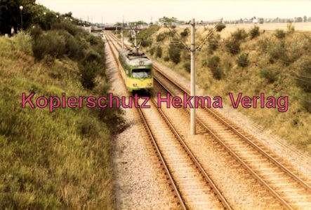 Karlsruhe Straßenbahn - Strecke nach Neureut - GT. Nr. 5