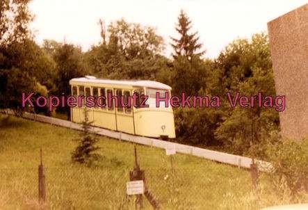 Karlsruhe Straßenbahn - Karlsruhe Turmbergbahn - Wagen Nr. 2