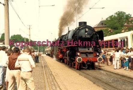 Karlsruhe Straßenbahn - Karlsruhe Albtalbahn - 25 Jahre AVG Jubiläum - Ettlingen Stadt - Lok Nr. 86 346 - Bild 1