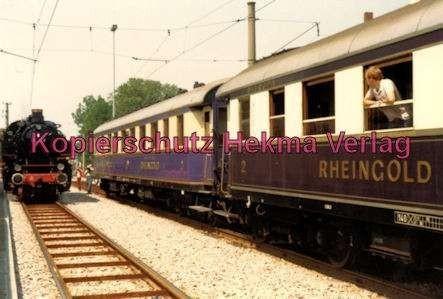 Karlsruhe Straßenbahn - Karlsruhe Albtalbahn - 25 Jahre AVG Jubiläum - Ettlingen Stadt - Lok Nr. 86 346 - Bild 2