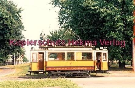 Karlsruhe Straßenbahn - Karlsruhe Albtalbahn - 25 Jahre AVG Jubiläum - Ettlingen Stadt - Salonspeisewagen Freiburg