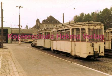 Ludwigshafen Straßenbahn - Depot Luitpoldhafen - Wagen Nr. 94