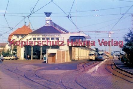 Ludwigshafen Rhein-Haardtbahn - Depot Bad Dürkheim - Bild 1