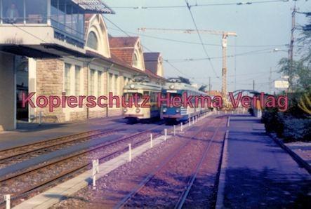 Ludwigshafen Rhein-Haardtbahn - Depot Bad Dürkheim - Bild 2