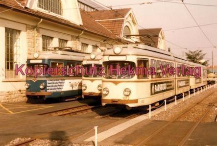 Ludwigshafen Rhein-Haardtbahn - Depot Bad Dürkheim - Bild 3