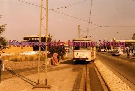 Ludwigshafen Rhein-Haardtbahn - Depot Bad Dürkheim - Wagen Nr. 1021
