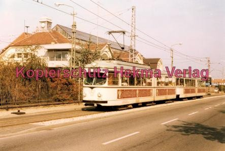 Ludwigshafen Rhein-Haardtbahn - Depot Bad Dürkheim - Wagen Nr. 1014 - Bild 2