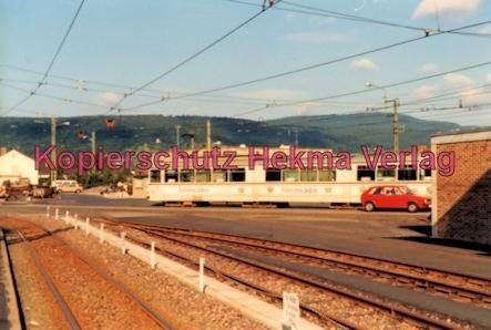 Ludwigshafen Rhein-Haardtbahn - Depot Bad Dürkheim