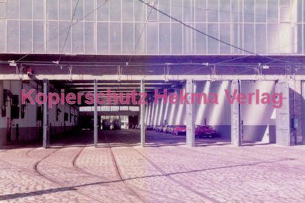München Straßenbahn - Betriebshof 3 - Wagen - Bild 3