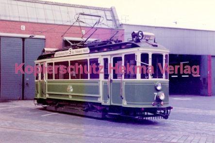 Nürnberg Straßenbahn - Linie 5 Wagen Nr. 7 - Bild 3