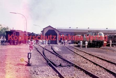 Offenburg Eisenbahn - Ausbesserungswerk - Gelände