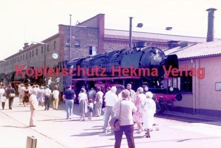 Offenburg Eisenbahn - Ausbesserungswerk - Lok Nr. 44 404
