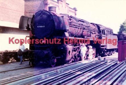 Offenburg Eisenbahn - Ausbesserungswerk - Lok Nr. 043 666-7 - Bild 1