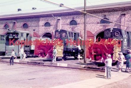 Offenburg Eisenbahn - Ausbesserungswerk - Schneeräumfahrzeuge - Bild 4