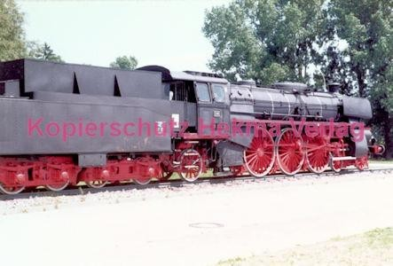 Offenburg Eisenbahn - Ausbesserungswerk - Lok Nr. 18 323 - Bild 4