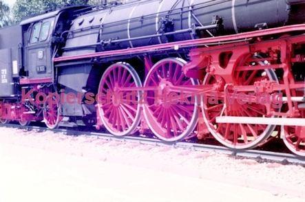 Offenburg Eisenbahn - Ausbesserungswerk - Lok Nr. 18 323 - Bild 7