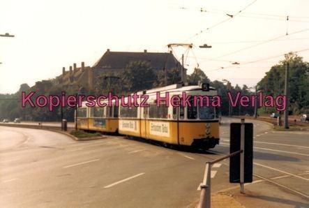 Stuttgart Straßenbahn - Wagen Nr. 516