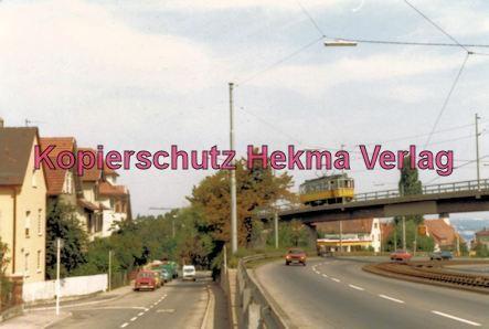 Stuttgart Zahnradbahn - Marienplatz-Degerloch - Linie 10 - Neue Weinsteige - Bild 1