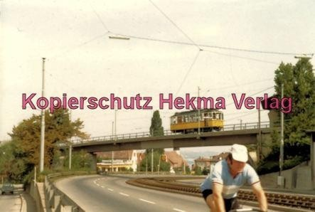 Stuttgart Zahnradbahn - Marienplatz-Degerloch - Linie 10 - Neue Weinsteige - Bild 2