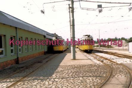Stuttgart Straßenbahn - Depot Degerloch