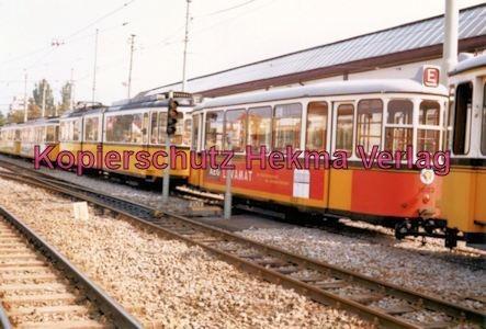Stuttgart Straßenbahn - Depot Degerloch - Wagen Nr. 1602