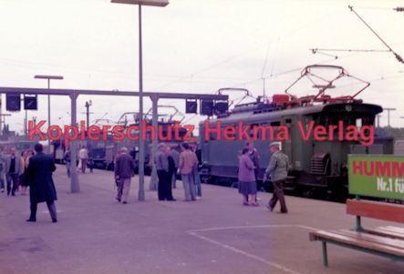 Stuttgart Eisenbahn - BDEF e.V. Tagung in Stuttgart - Stuttgart Hbf. - E-Loks der Baureihe 141, 118 und 194
