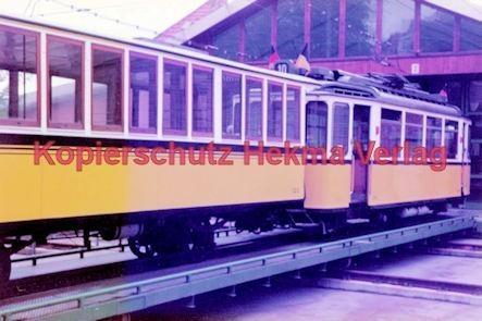 Stuttgart Straßenbahn - BDEF e.V. Tagung in Stuttgart - Zahnradbahn - Wagen Nr. 120 - Bild 1
