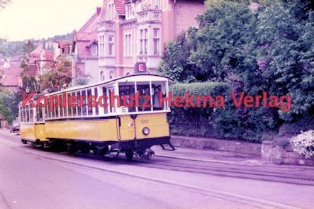 Stuttgart Straßenbahn - BDEF e.V. Tagung in Stuttgart - Zahnradbahn - Wagen Nr. 120 - Bild 3