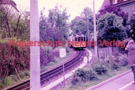 Stuttgart Straßenbahn - BDEF e.V. Tagung in Stuttgart - Zahnradbahn - Wagen Nr. 104 - Bild 6