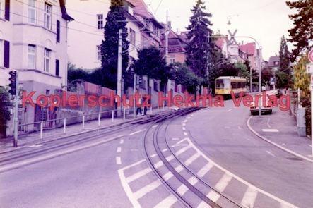 Stuttgart Straßenbahn - BDEF e.V. Tagung in Stuttgart - Zahnradbahn - SSB - Linie 10 Wagen Nr. 1001 - Bild 2