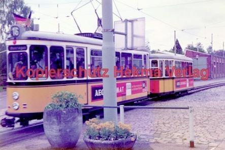 Stuttgart Straßenbahn - BDEF e.V. Tagung in Stuttgart - Zweiwagenzug - Bild 1