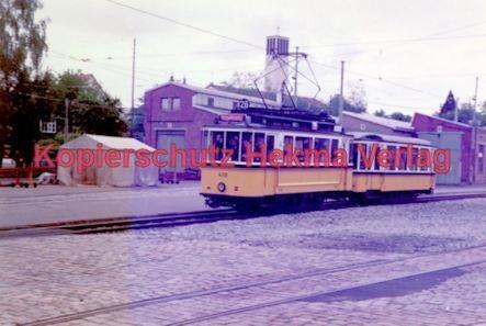 Stuttgart Straßenbahn - BDEF e.V. Tagung in Stuttgart - Linie 26 Wagen Nr. 417