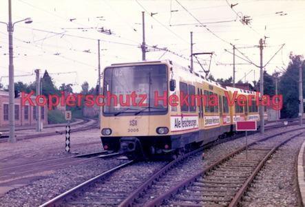 Stuttgart Straßenbahn - BDEF e.V. Tagung in Stuttgart - SSB - Linie 3 Wagen Nr. 3005 - Bild 1