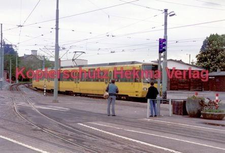 Stuttgart Straßenbahn - BDEF e.V. Tagung in Stuttgart - SSB - Linie 3 Wagen Nr. 3006 - Bild 2