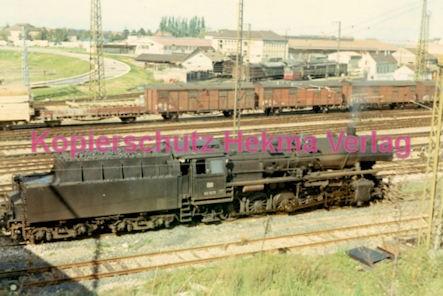Bruchsal Eisenbahn - Bahnhof Bruchsal - Lok 50 1575 - Bild 1