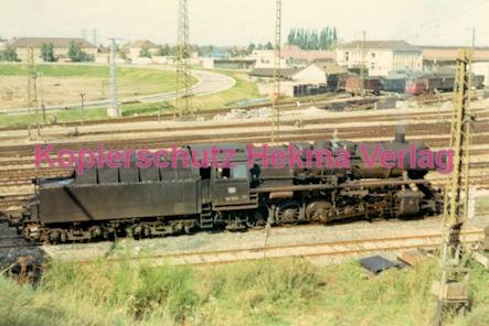 Bruchsal Eisenbahn - Bahnhof Bruchsal - Lok 50 1575 - Bild 3