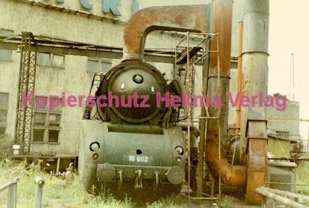 Bruchsal Eisenbahn - Lok 10 002 - Bild 1