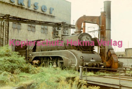Bruchsal Eisenbahn - Lok 10 002 - Bild 2