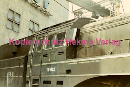 Bruchsal Eisenbahn - Lok 10 002 - Bild 3