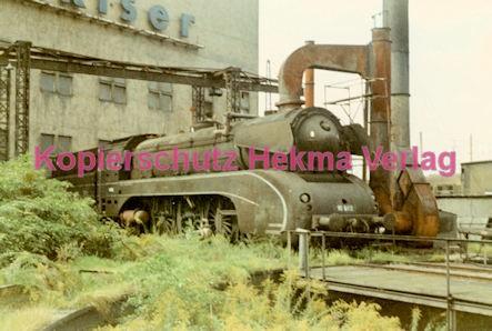 Bruchsal Eisenbahn - Lok 10 002 - Bild 4