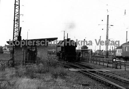 Darmstadt Eisenbahn - Bahnbetriebswerk - Lok