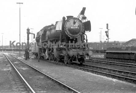 Emden Eisenbahn - Bahnbetriebswerk - Lok 023 078-9