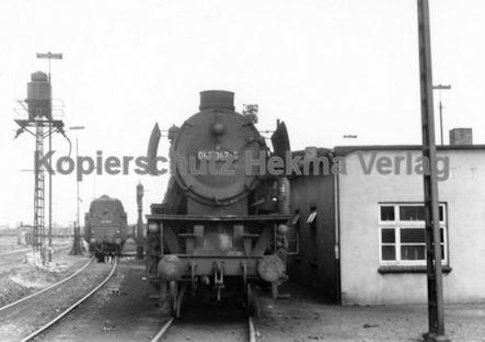 Emden Eisenbahn - Bahnbetriebswerk - Lok 042 347-5